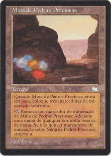 Gemstone Mine (Weatherlight)