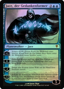Jace, the Mind Sculptor (Worldwake)