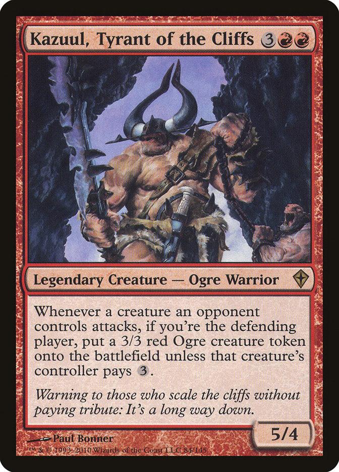 Kazuul, Tyrant of the Cliffs