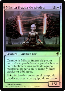Stoneforge Mystic (Worldwake)