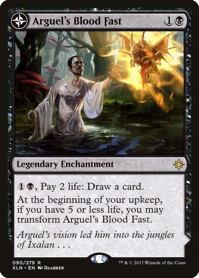 Arguel's Blood Fast