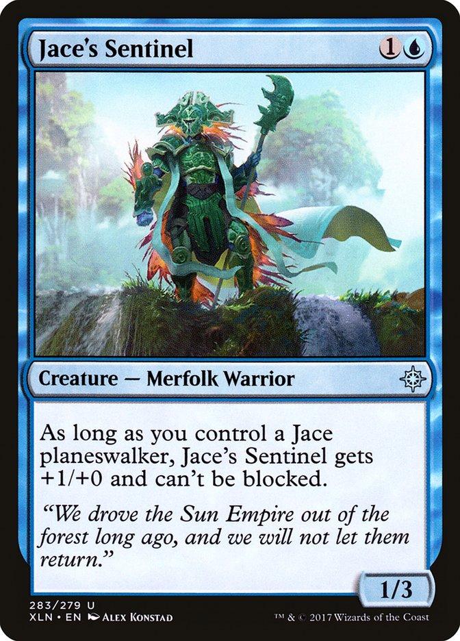 Jace's Sentinel