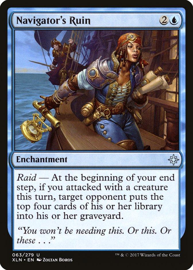 Navigator's Ruin