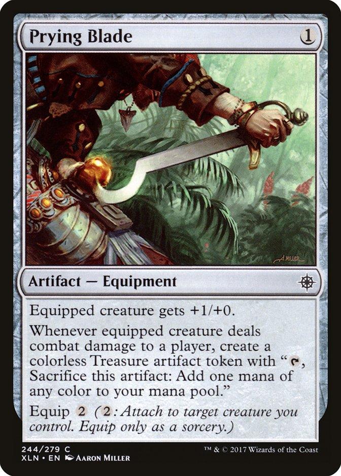 Prying Blade
