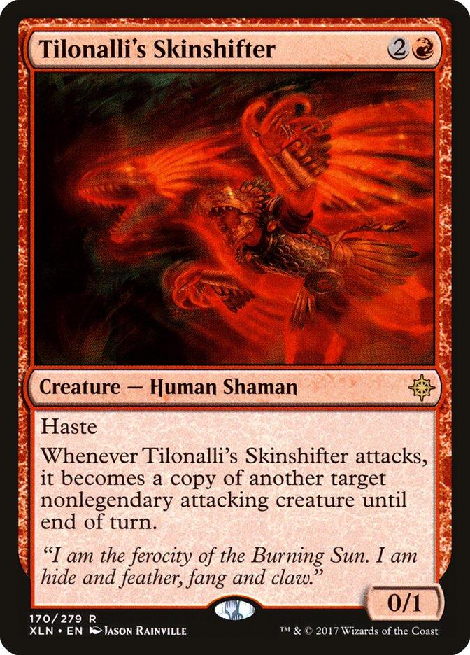 Tilonalli's Skinshifter