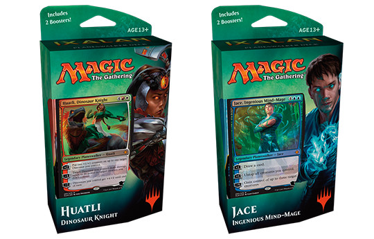 Ixalan Planeswalker Deck -- Set of 2