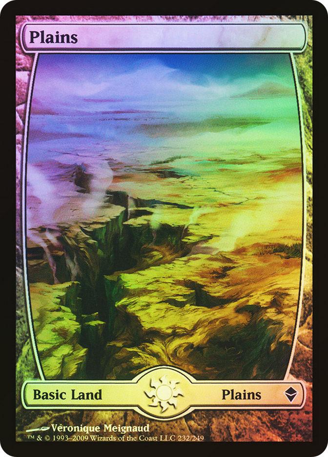 Plains (#232) (Full-Art)