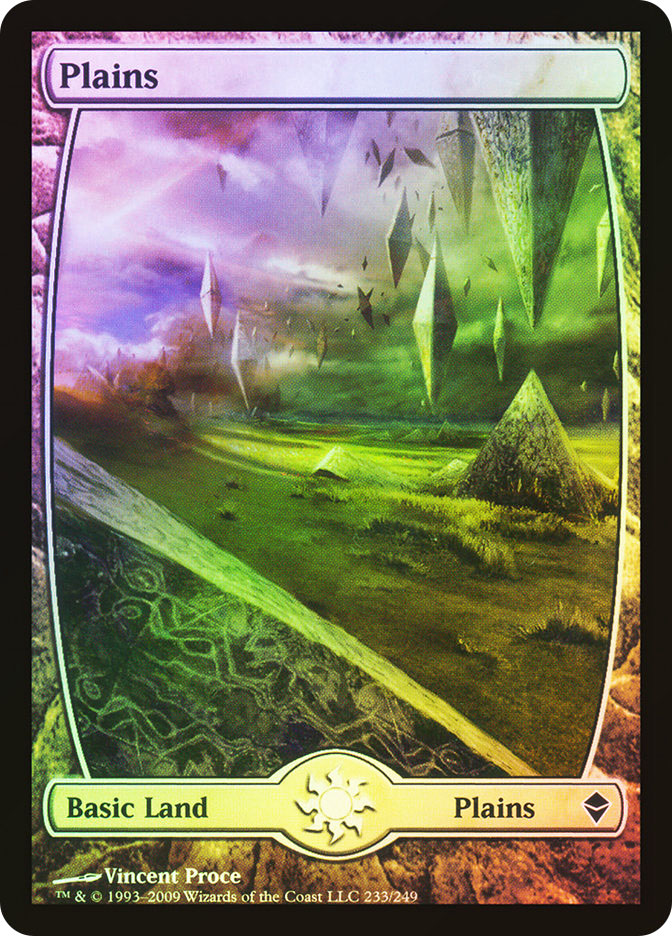 Plains (#233) (Full-Art)