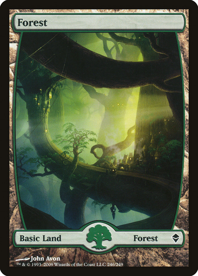 Forest (#246) (Full-Art)
