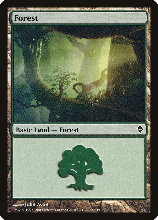 Forest (#246a) (Regular Art)