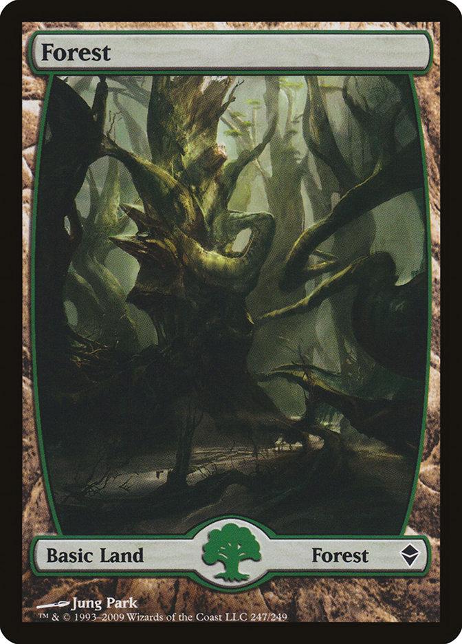 Forest (#247) (Full-Art)