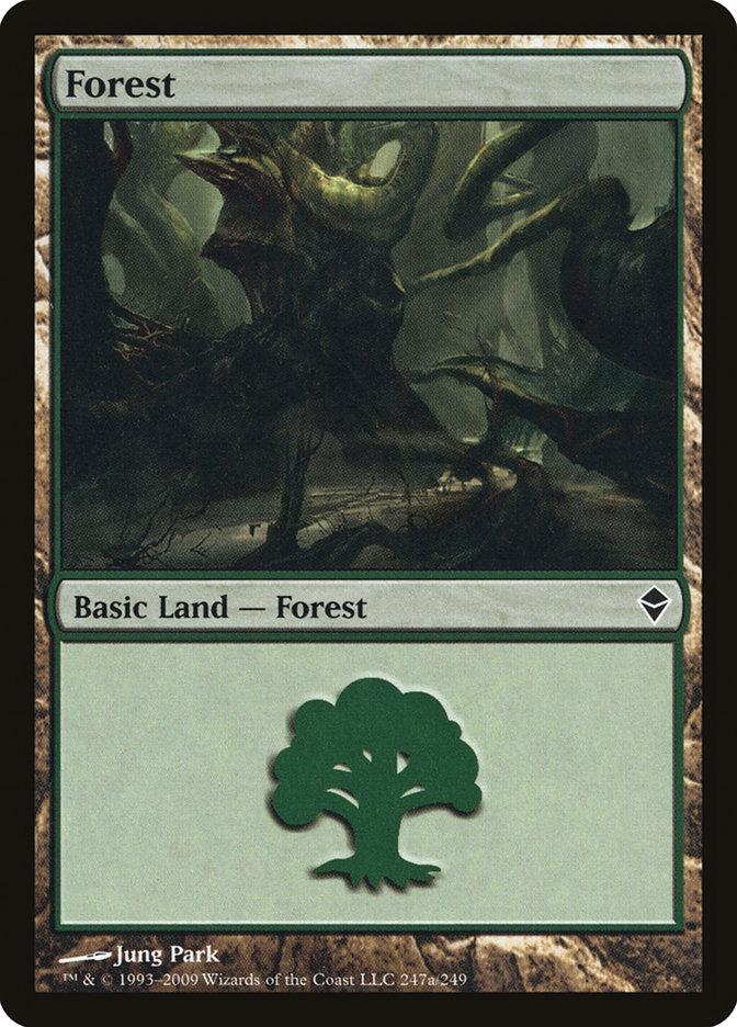 Forest (#247a) (Regular Art)