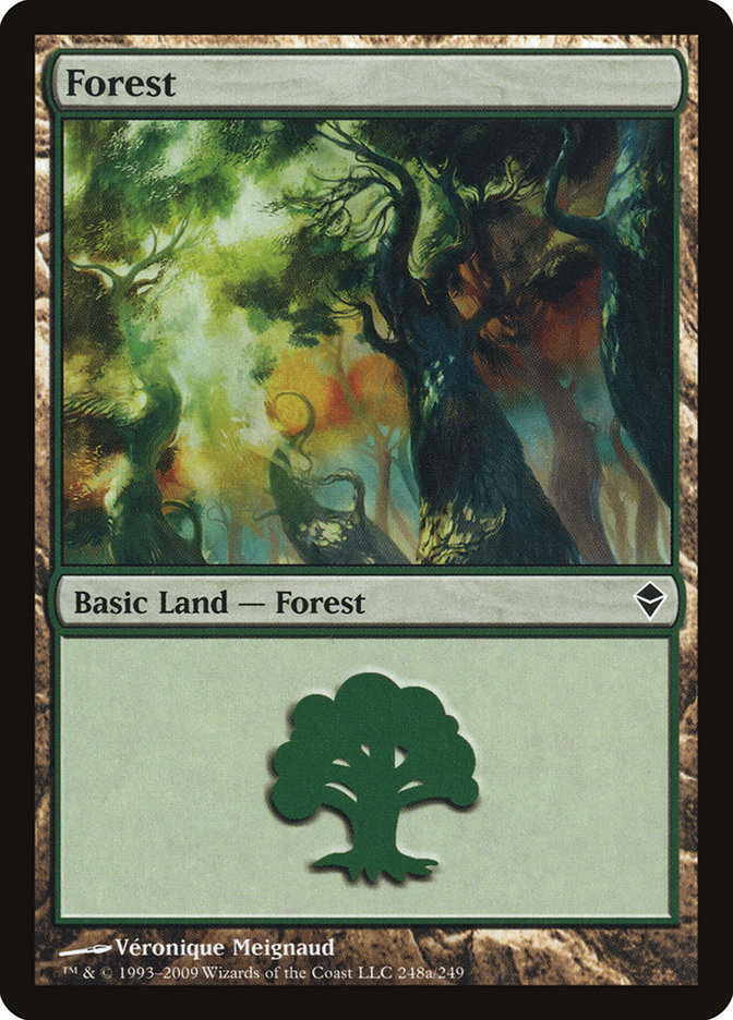 Forest (#248a) (Regular Art)