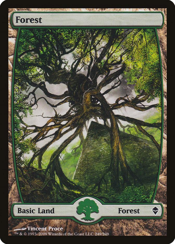 Forest (#249) (Full-Art)