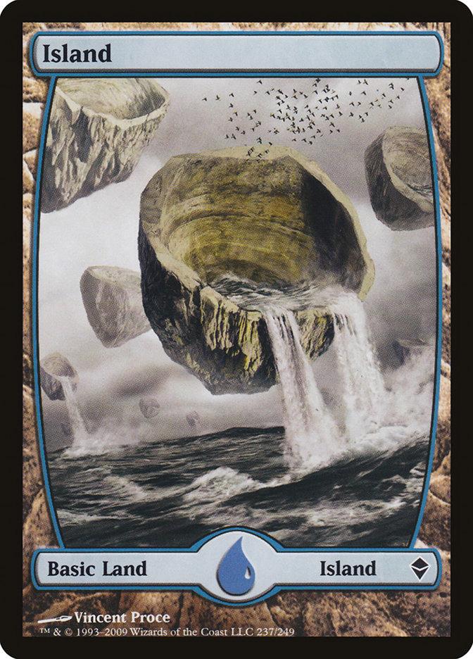 Island (#237) (Full-Art)