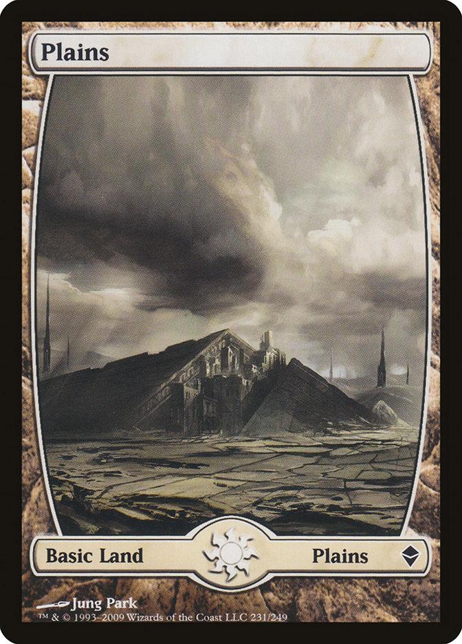 Plains (#231) (Full-Art)