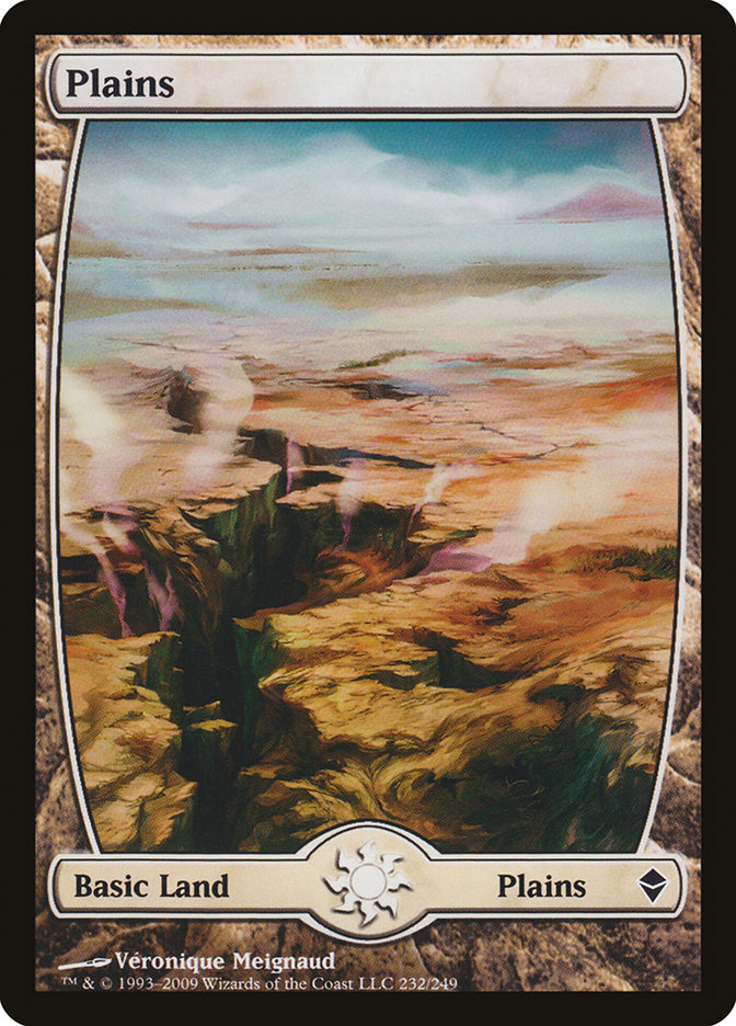 Plains (#232) (Full-Art)