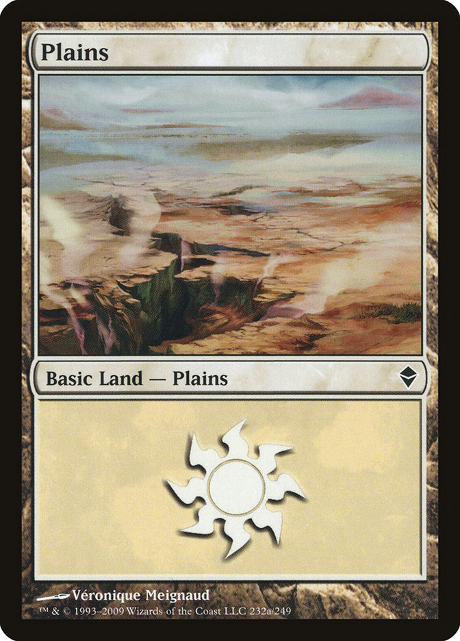 Plains (#232a) (Regular Art)