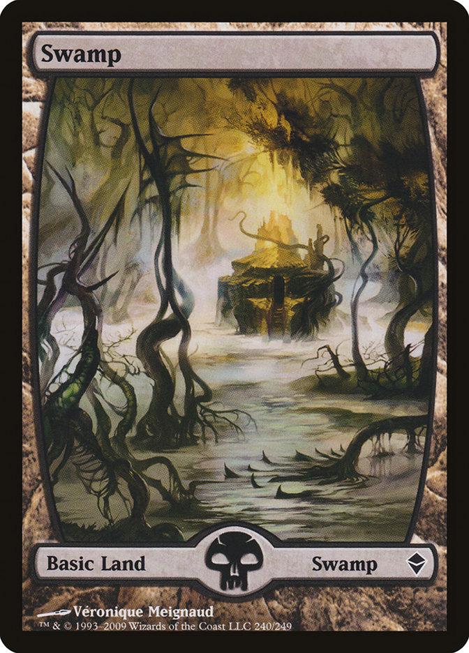 Swamp (Zendikar) Planeswalker Starter Decks