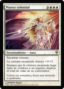 Celestial Mantle (Zendikar)