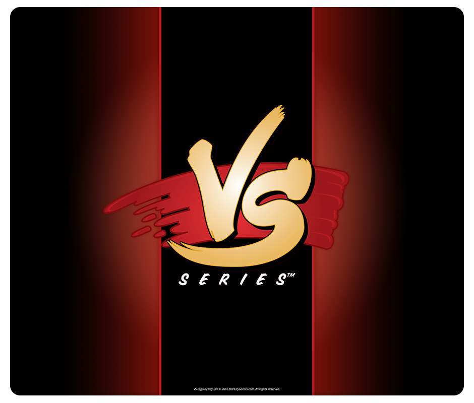 StarCityGames.com Playmat - VS Series Two-Player Playmat