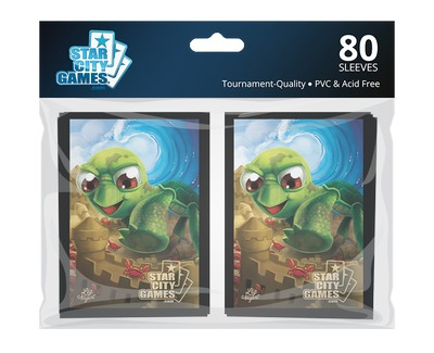 StarCityGames.com Sleeves - Creature Collection - Turtle (80 ct.)