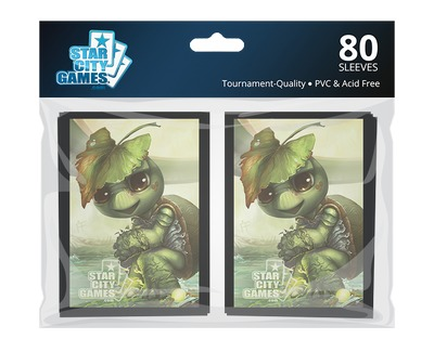 StarCityGames.com Sleeves - Creature Collection - Eturtle Witness (80 ct.)