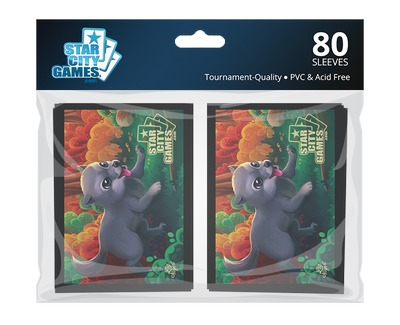 StarCityGames.com Sleeves - Creature Collection - Wolf (80 ct.)