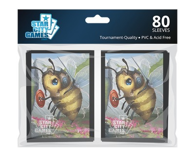StarCityGames.com Sleeves - Creature Collection - Bee (80 ct.)