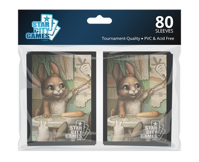 StarCityGames.com Sleeves - Creature Collection - Bunny (80 ct.)