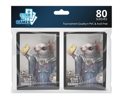 StarCityGames.com Sleeves - Creature Collection - Delver of Squeakrets (80 ct.)