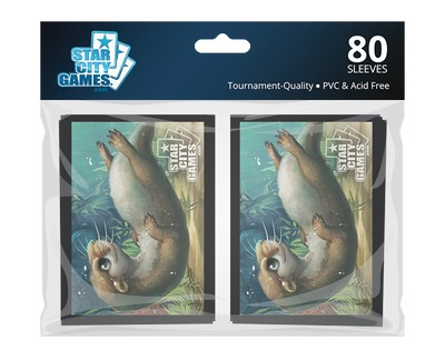 StarCityGames.com Sleeves - Creature Collection - Otter (80 ct.)
