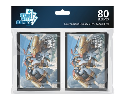StarCityGames.com Sleeves - Creature Collection - Penguilion Clique (80 ct.)