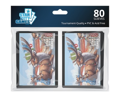 StarCityGames.com Sleeves - Creature Collection - Reindeer (80 ct.)