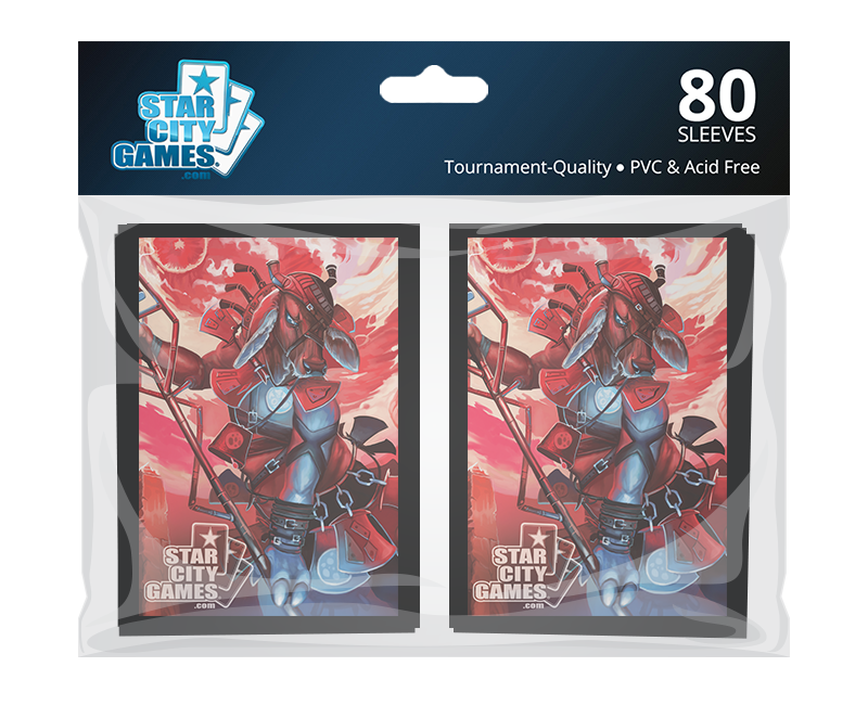 StarCityGames.com Sleeves - Creature Collection - Magus of the Moo (80 ct.)