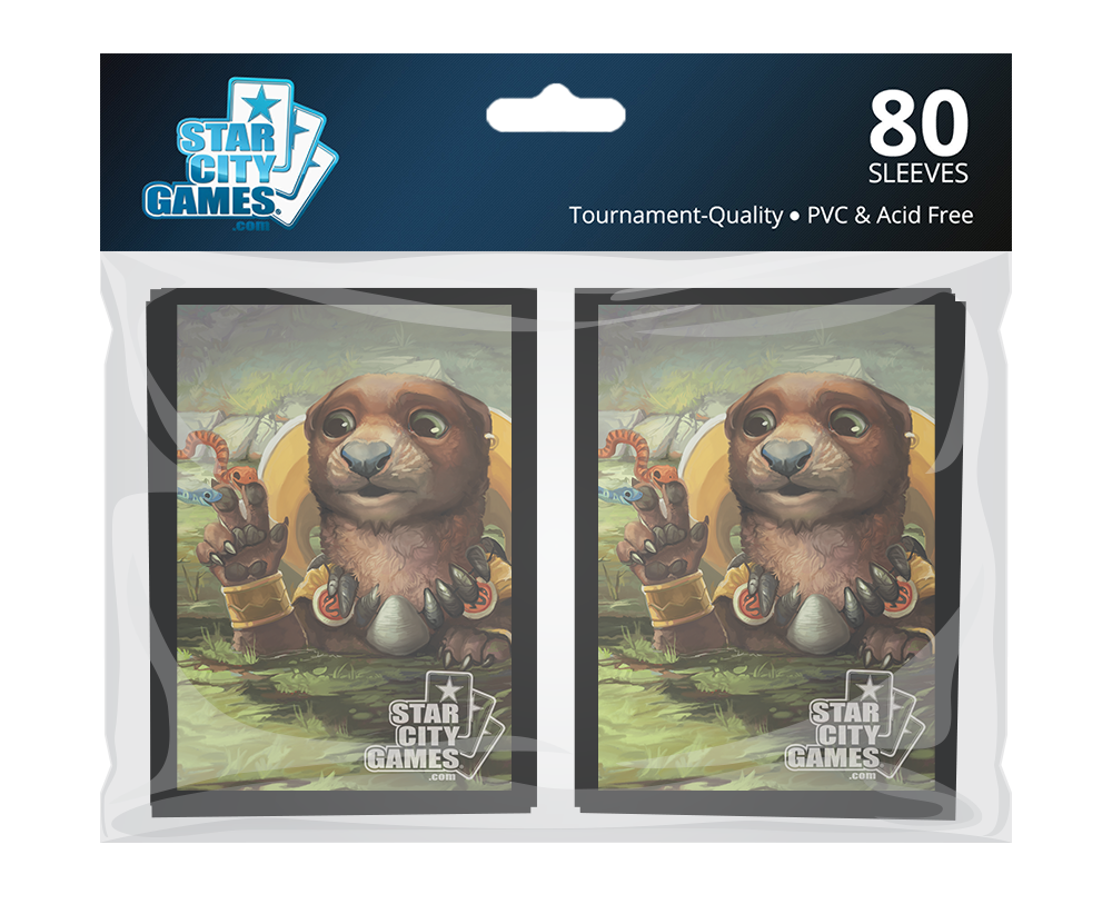 StarCityGames.com Sleeves - Creature Collection - Otterspell (80 ct.)