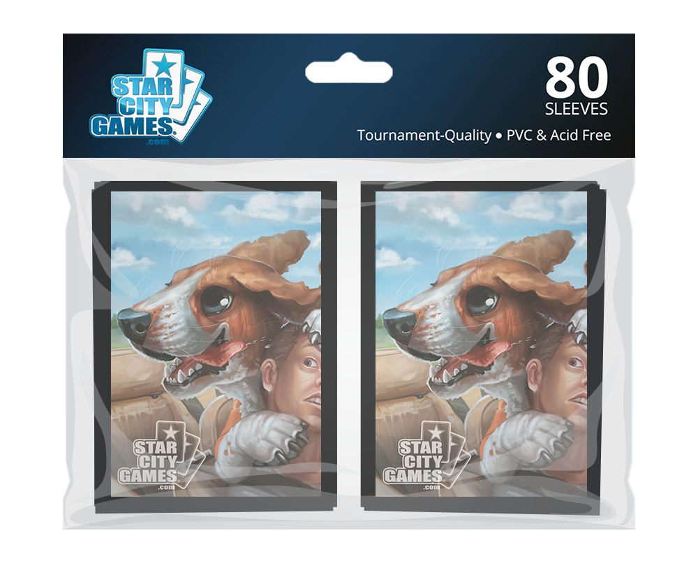 StarCityGames.com Sleeves - Creature Collection - Slobberin