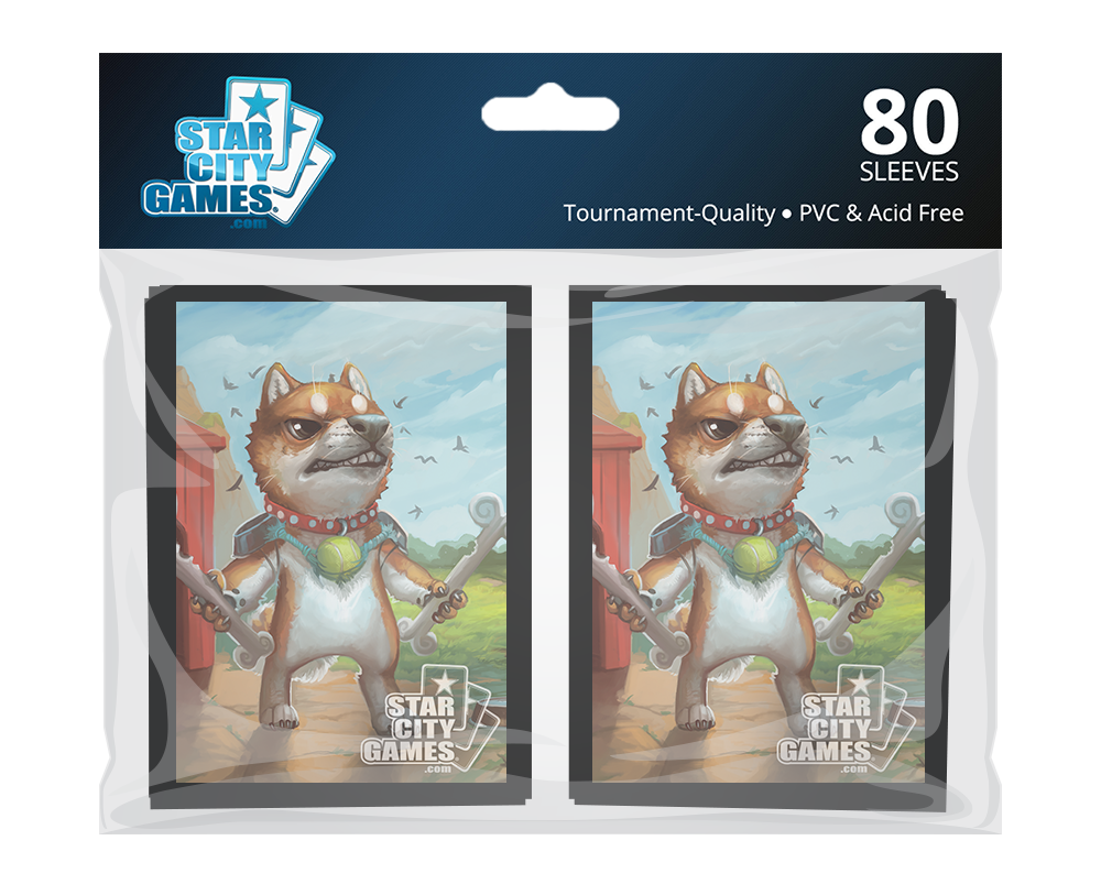 StarCityGames.com Sleeves - Creature Collection - Bonechewer Giant