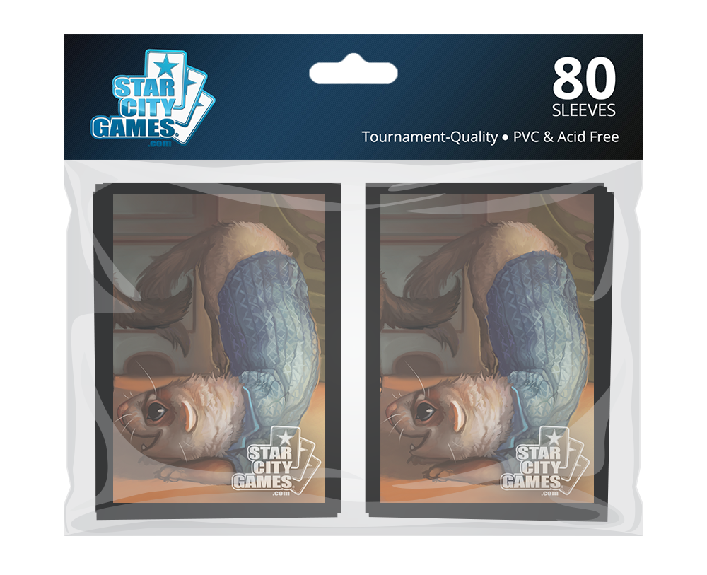 StarCityGames.com Sleeves - Creature Collection - Ferret (80 ct.)
