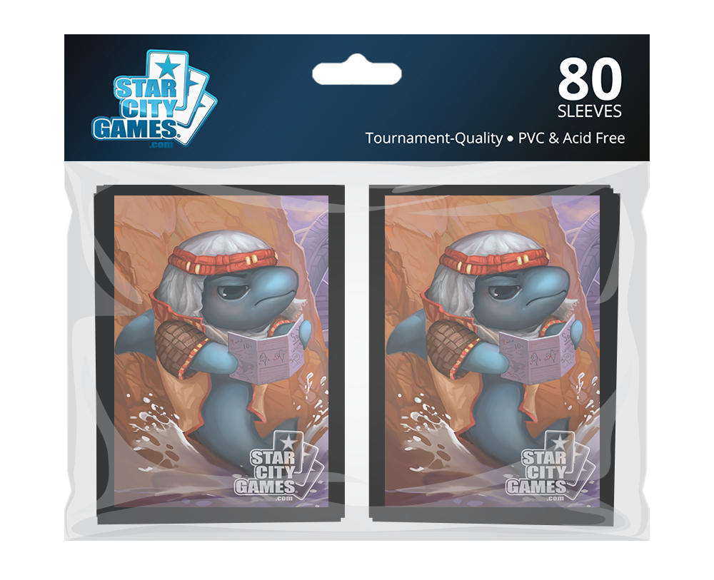 StarCityGames.com Sleeves - Creature Collection - Fintuition (80 ct.)