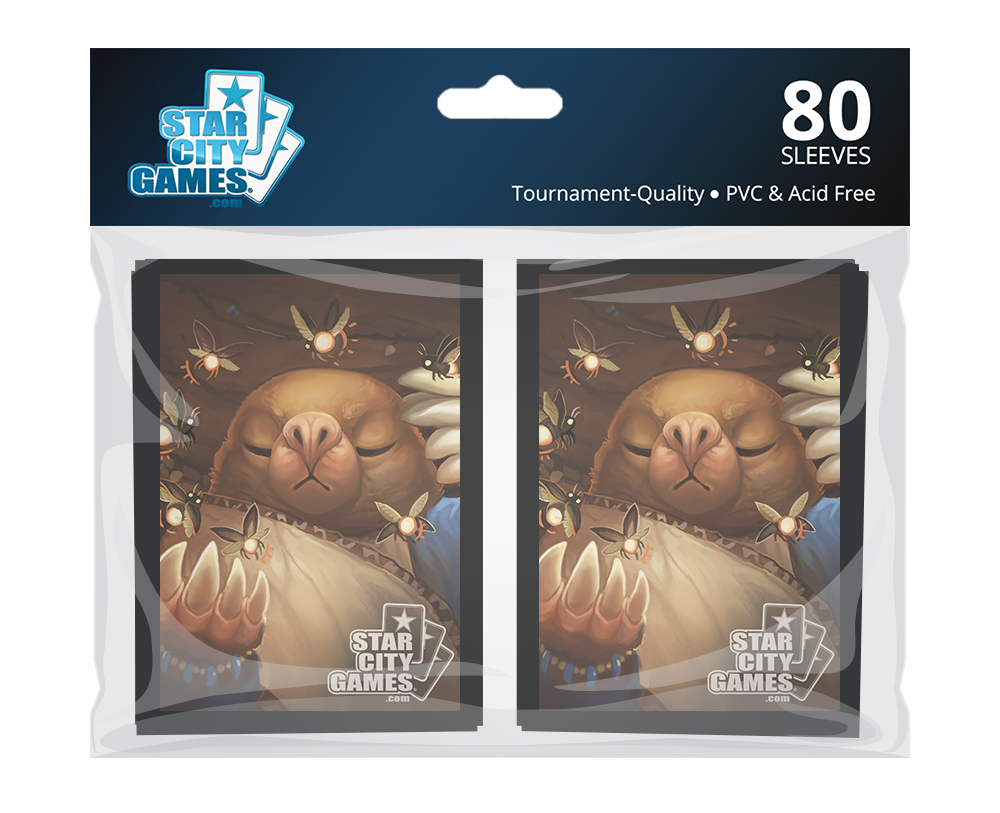 StarCityGames.com Sleeves - Creature Collection - Mole Warden (80 ct.)