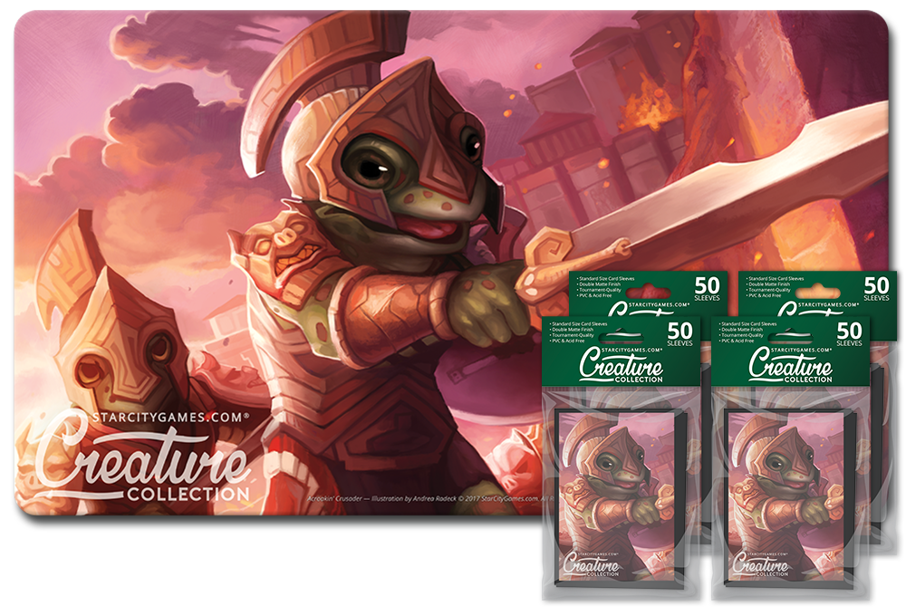 StarCityGames.com Player Bundle - Creature Collection - Acroakin