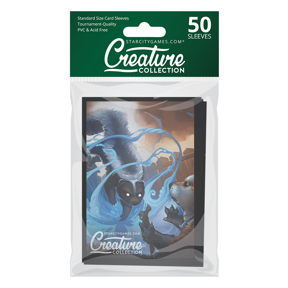 StarCityGames.com Matte Sleeves - Creature Collection - Smell Snare