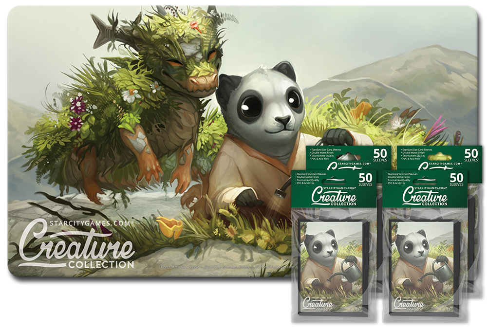 StarCityGames.com Player Bundle - Creature Collection - Garden Tendencies