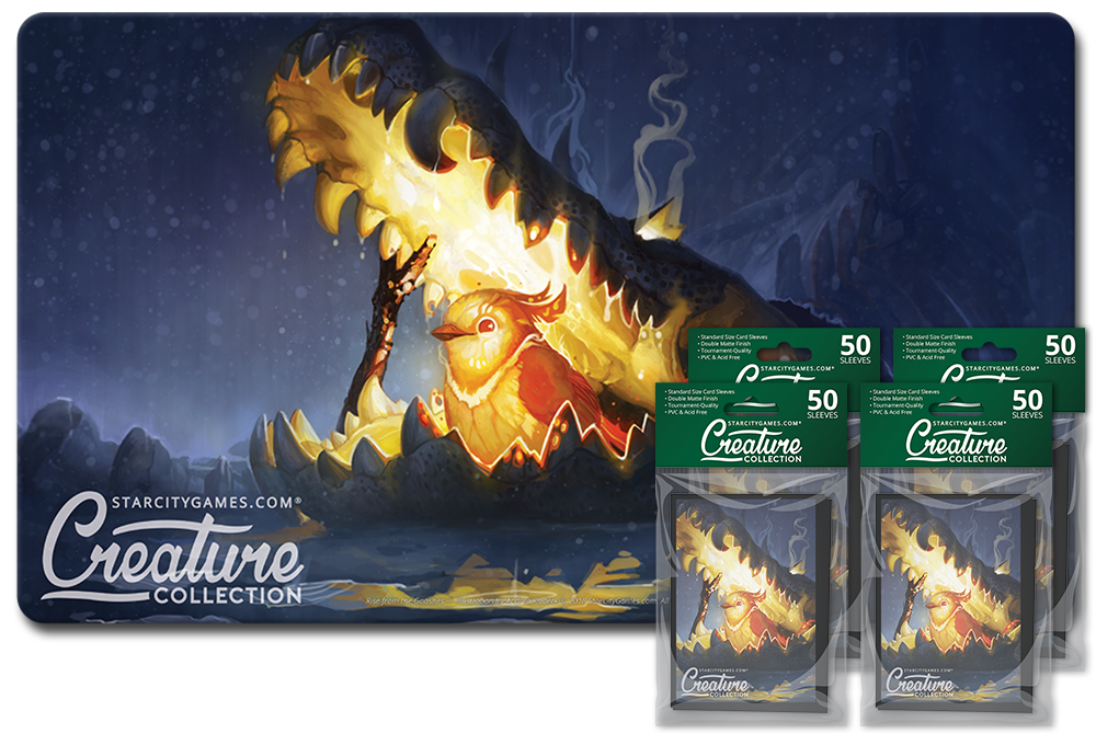 StarCityGames.com Player Bundle - Creature Collection - Rise from the Gnashes