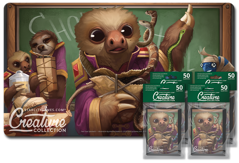 StarCityGames.com Player Bundle - Creature Collection - Two-Toed Spectacle