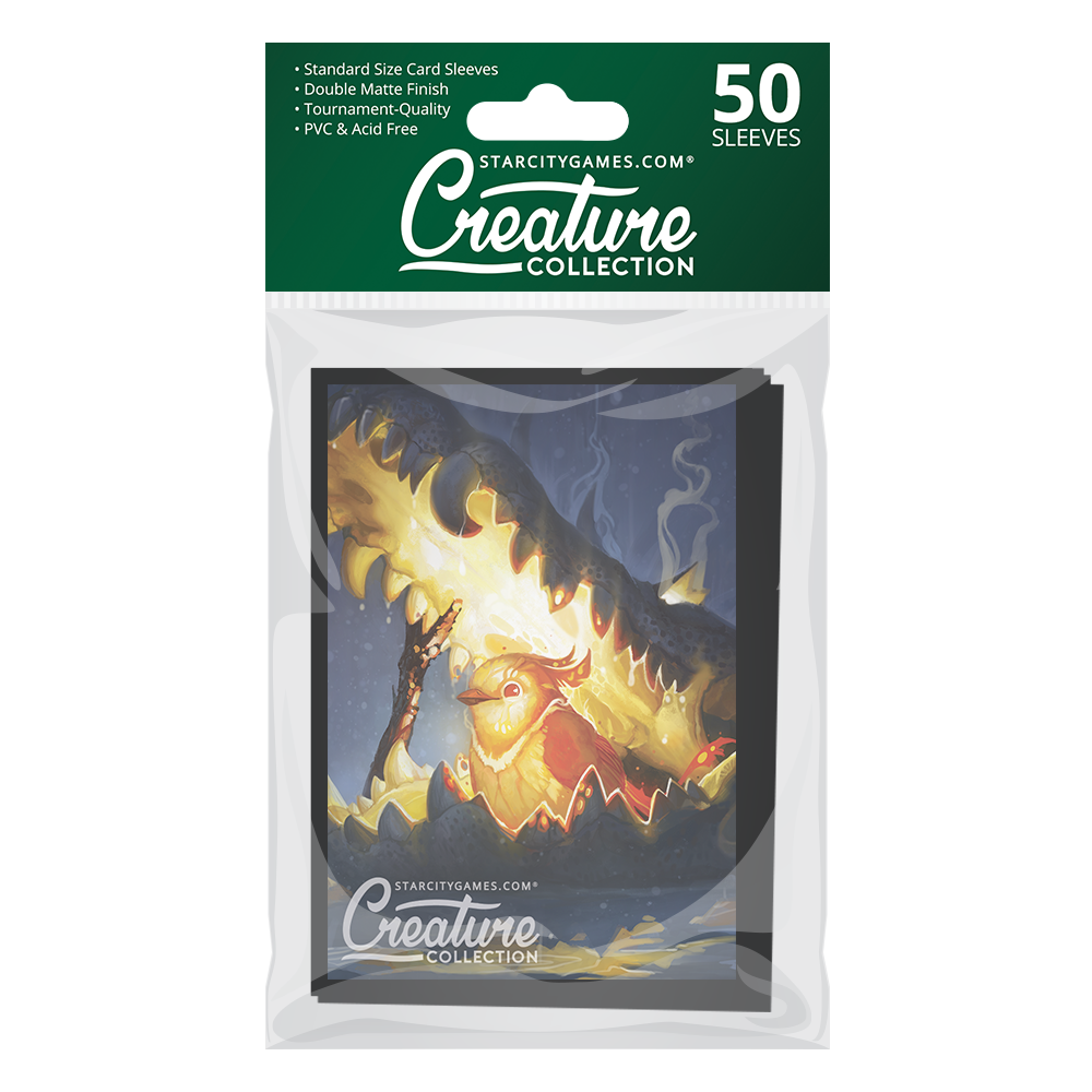 StarCityGames.com Matte Sleeves - Creature Collection - Rise from the Gnashes