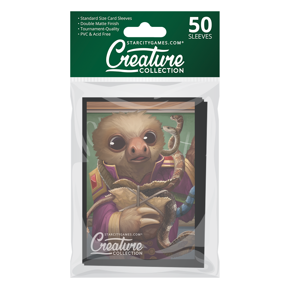 StarCityGames.com Matte Sleeves - Creature Collection - Two-Toed Spectacle