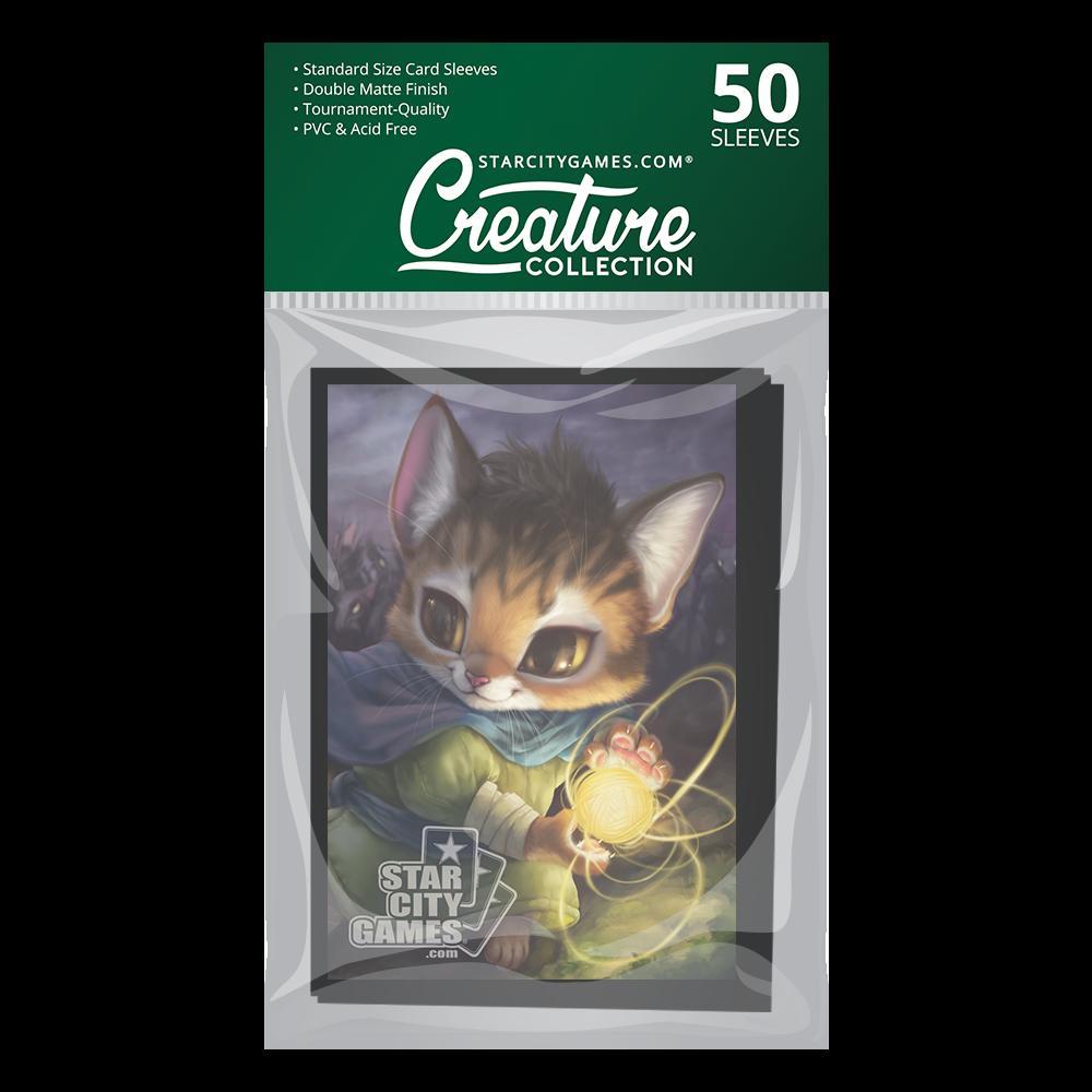 StarCityGames.com Matte Sleeves - Creature Collection - Purrdouken!