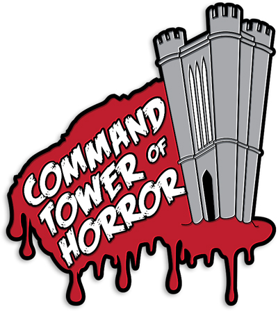 Grand Prix: Orlando 2014 Collectible Pin - Command Tower of Horror